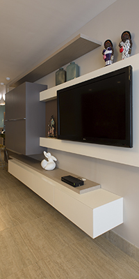 Arquitetaria | Apartamento da Pinheira