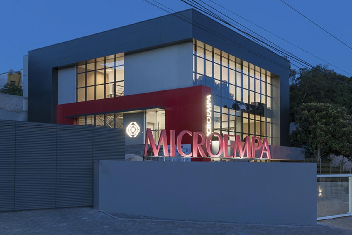 Arquitetaria | Microempa_Reforma Comercial