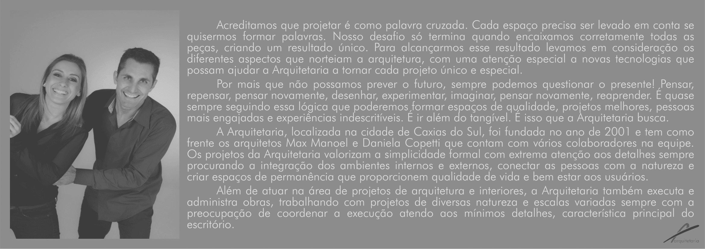 Arquitetaria | sobre